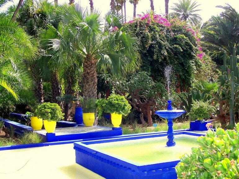 Сад Мажорель