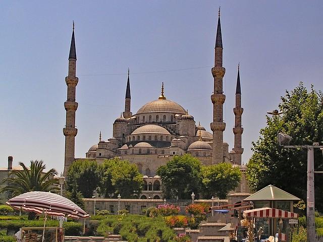 Мечеть Султан Ахмед Ками