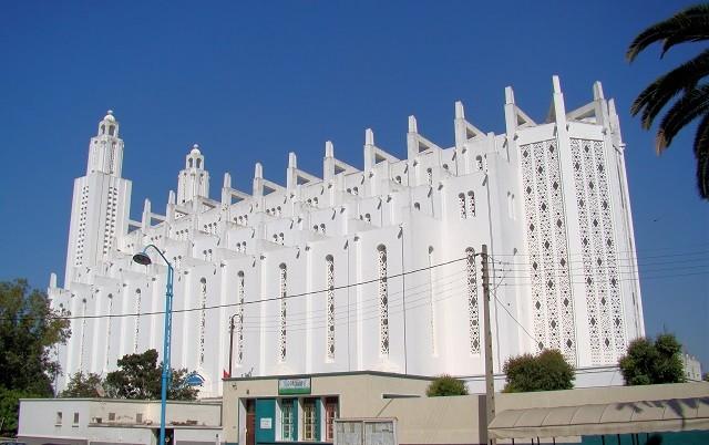 Католический храм Святого Сердца