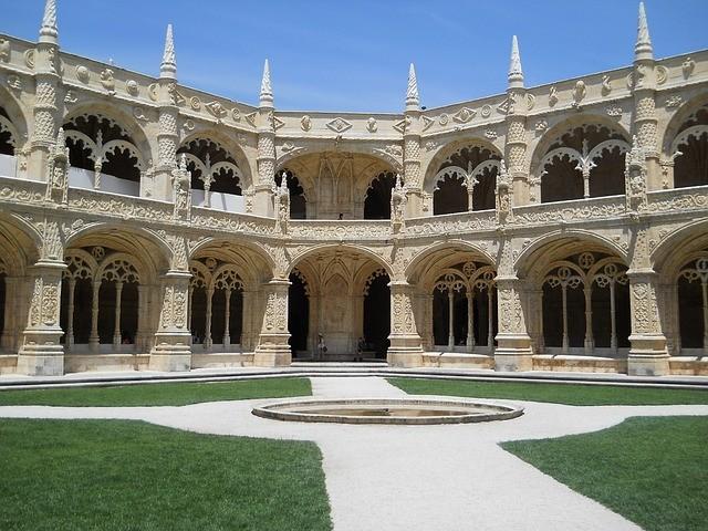 Монастырь Жеронимуша
