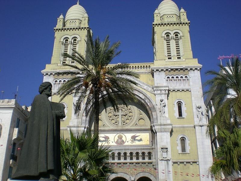 Храм святого Винсента