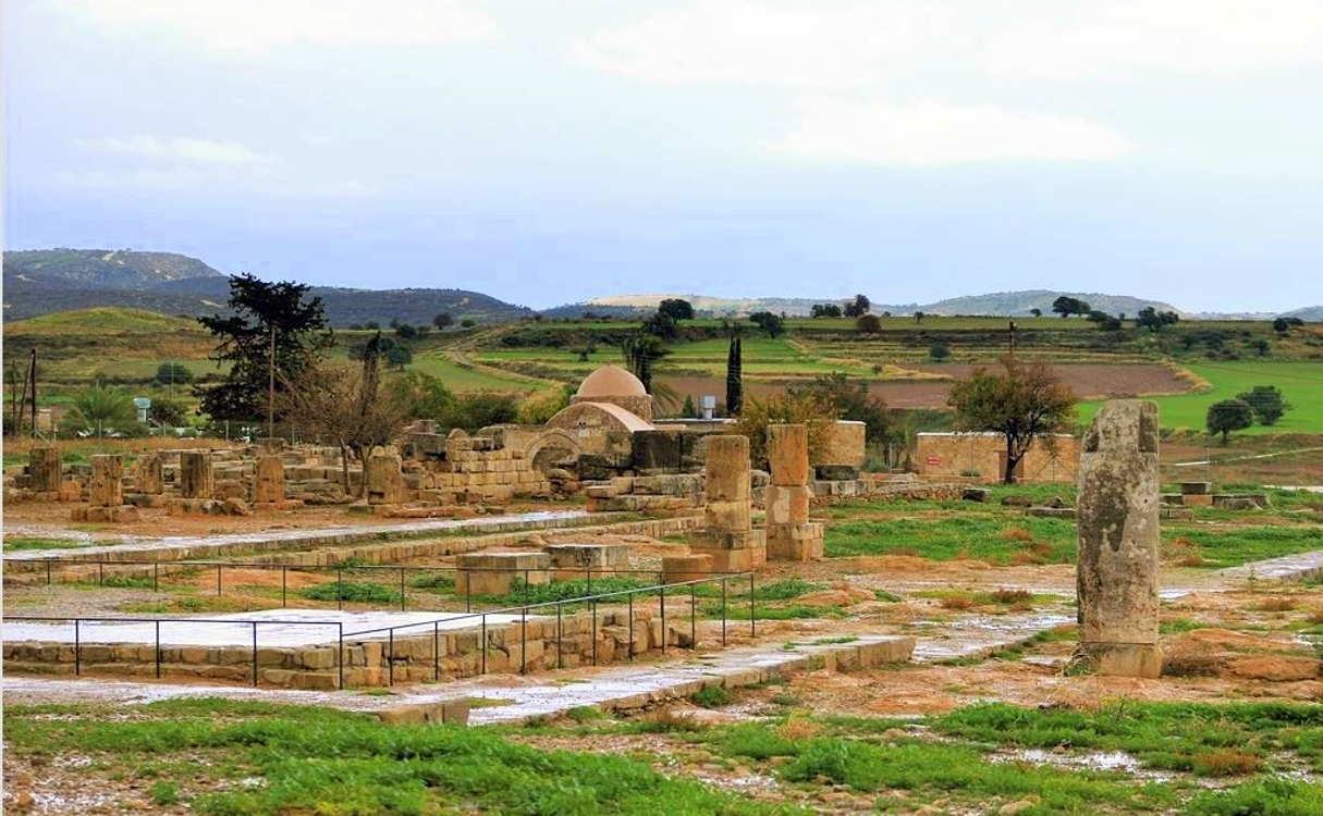 Святилище Афродиты