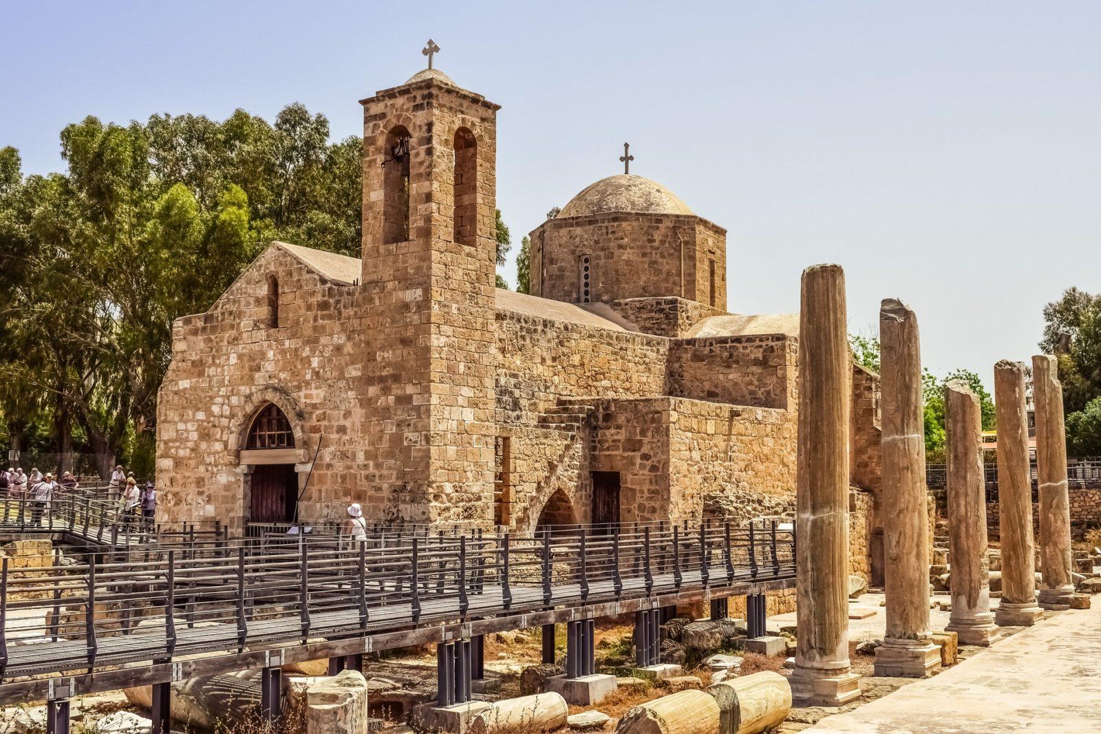 Церковь Агия Кириаки