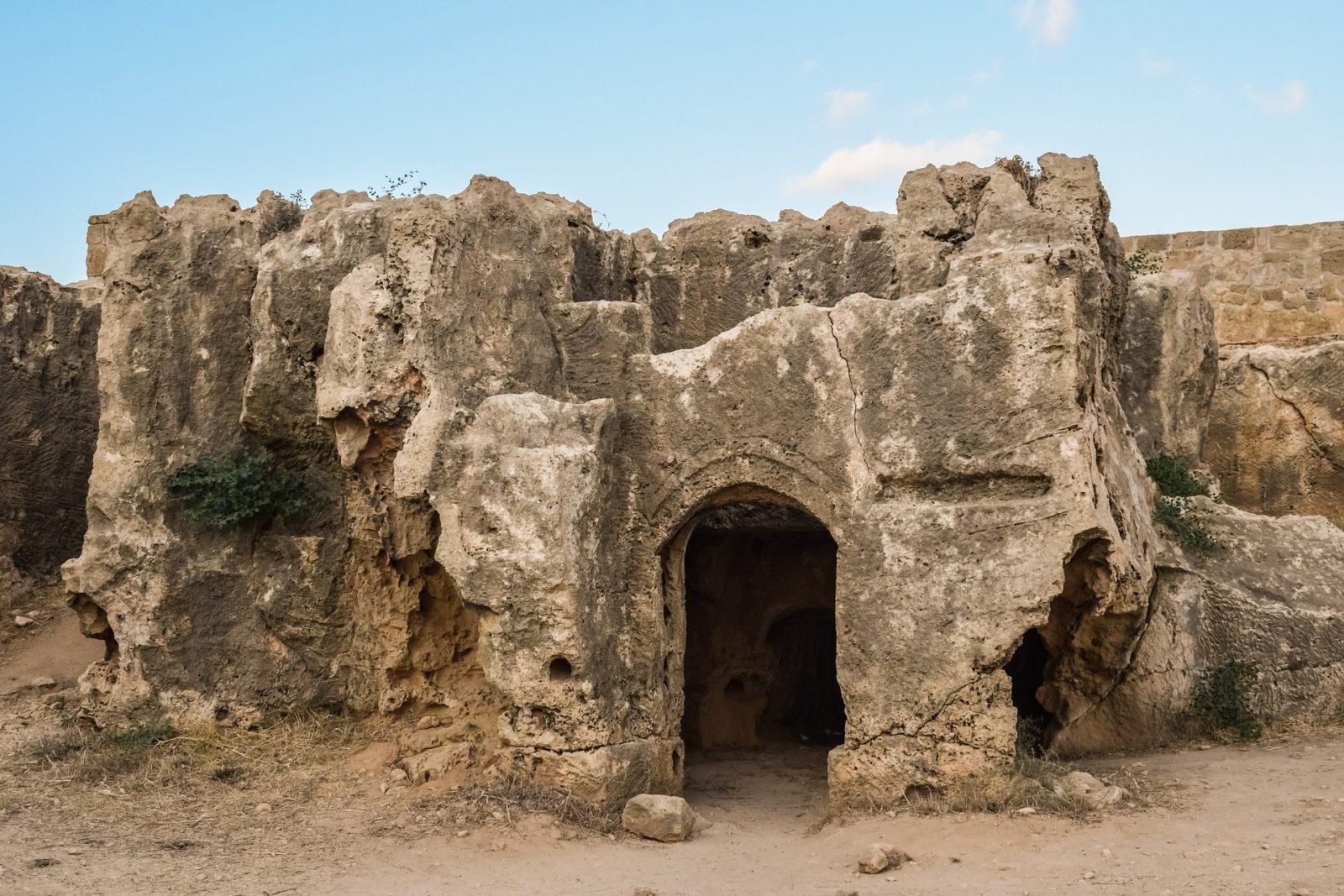 Гробницы королей