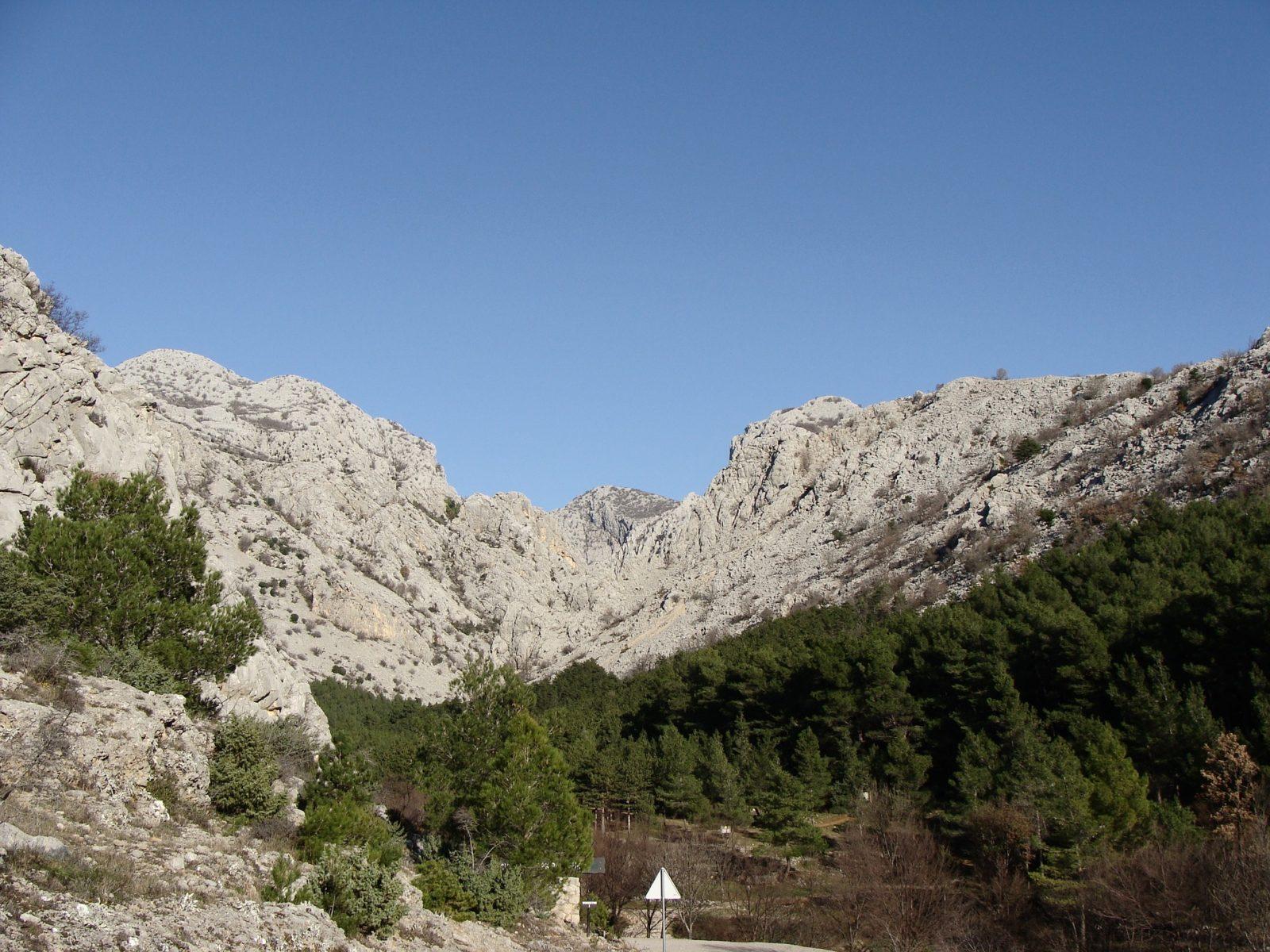 Гора Велебита