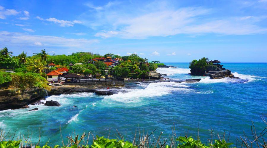 Бали. Лучшие курорты на побережье океана